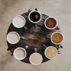 Kávé iránti szenvedély